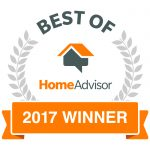HomeAdvisor Best of 2017 Winner