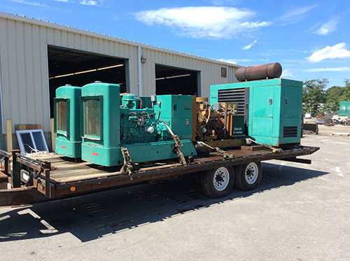 30kW - 50kW Used Generators for Sale